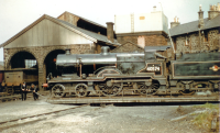 Muirkirk Turntable 1959